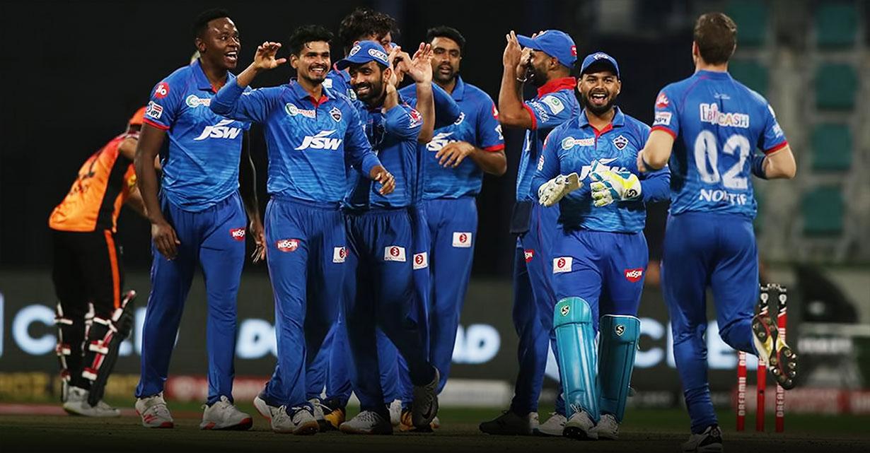 हैदरावादसँग बदला लिँदै दिल्ली पहिलो पटक आईपीएलको फाइनलमा