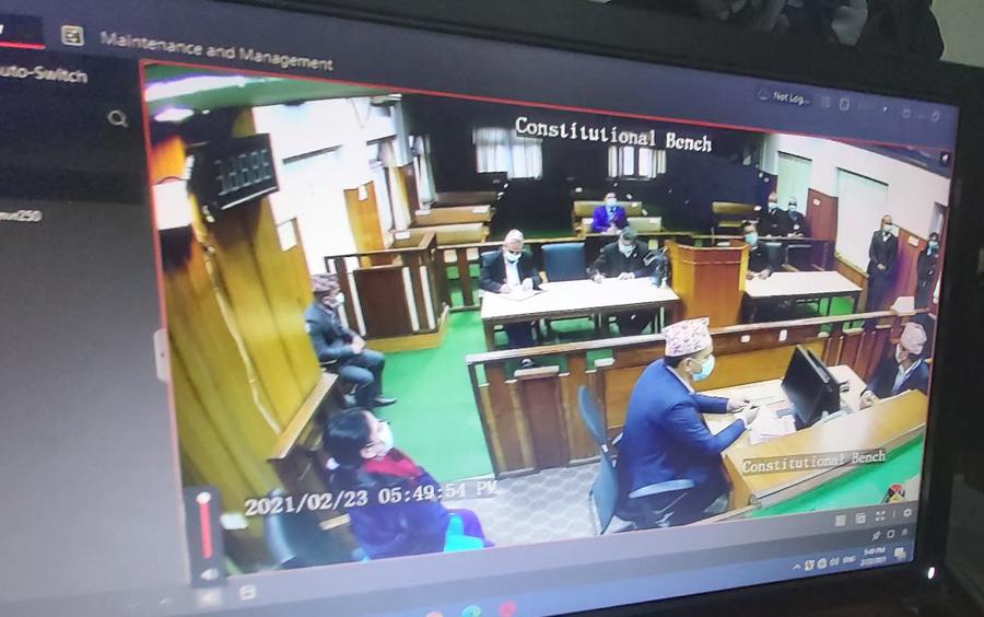 सर्वोच्च अदालतद्वारा प्रतिनिधिसभा विघटनको निर्णय खारेज, १३ दिनभित्र बैठक बोलाउन आदेश